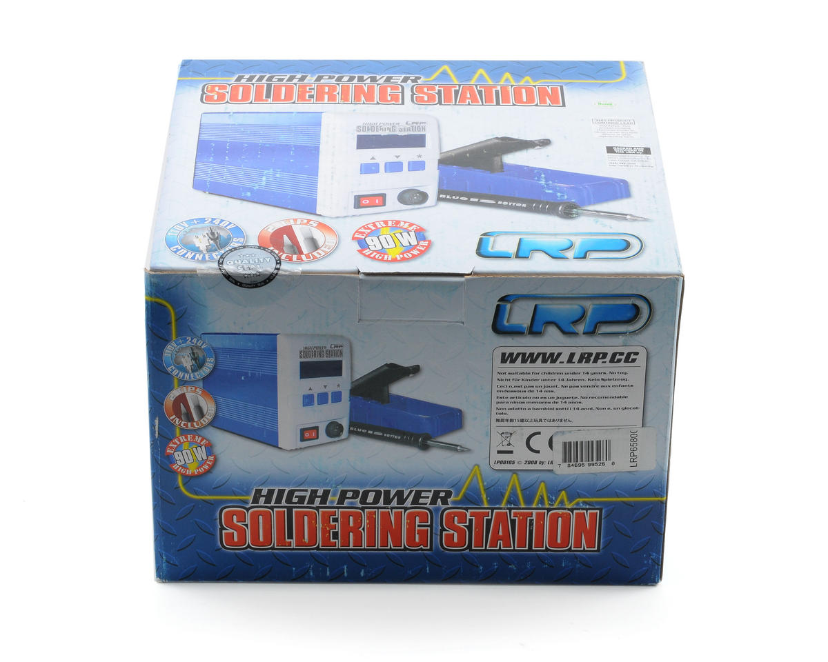 LRP High Power Soldering Station