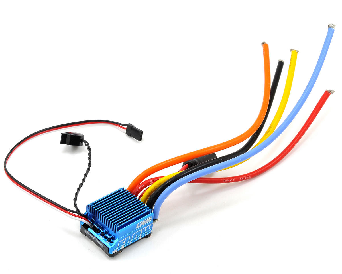 "LRP ""Flow"" Competition Brushless ESC (Stock Spec)"