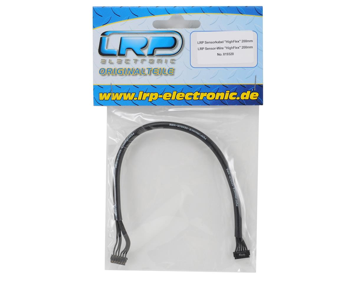LRP High Flex Sensor Wire (200mm)