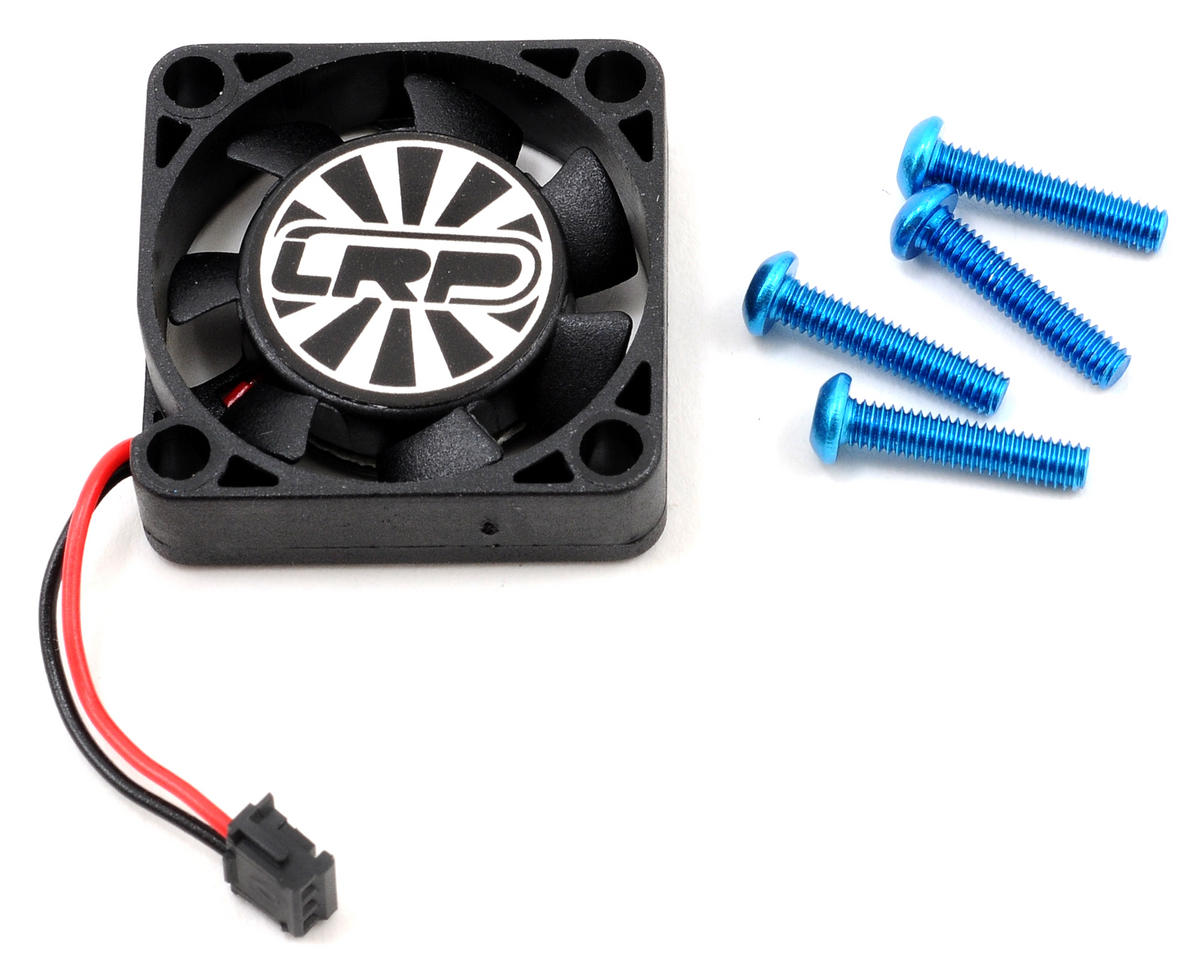 LRP SXX Low Profile Fan Kit 25x25x7mm