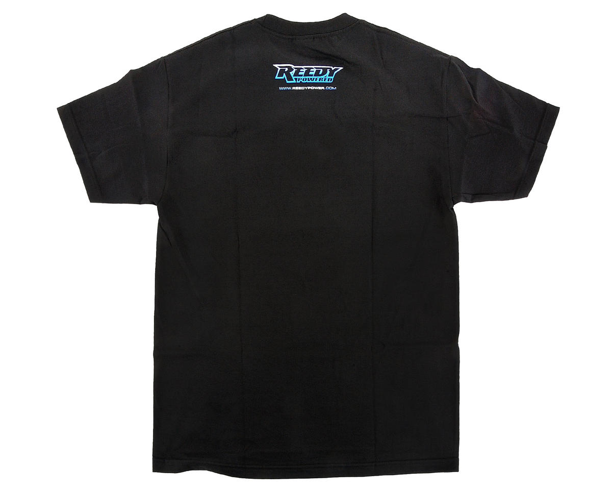 Reedy R-Power Black T-Shirt (2XL)