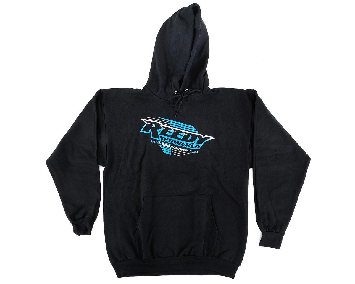Reedy W15 Black Hoodie