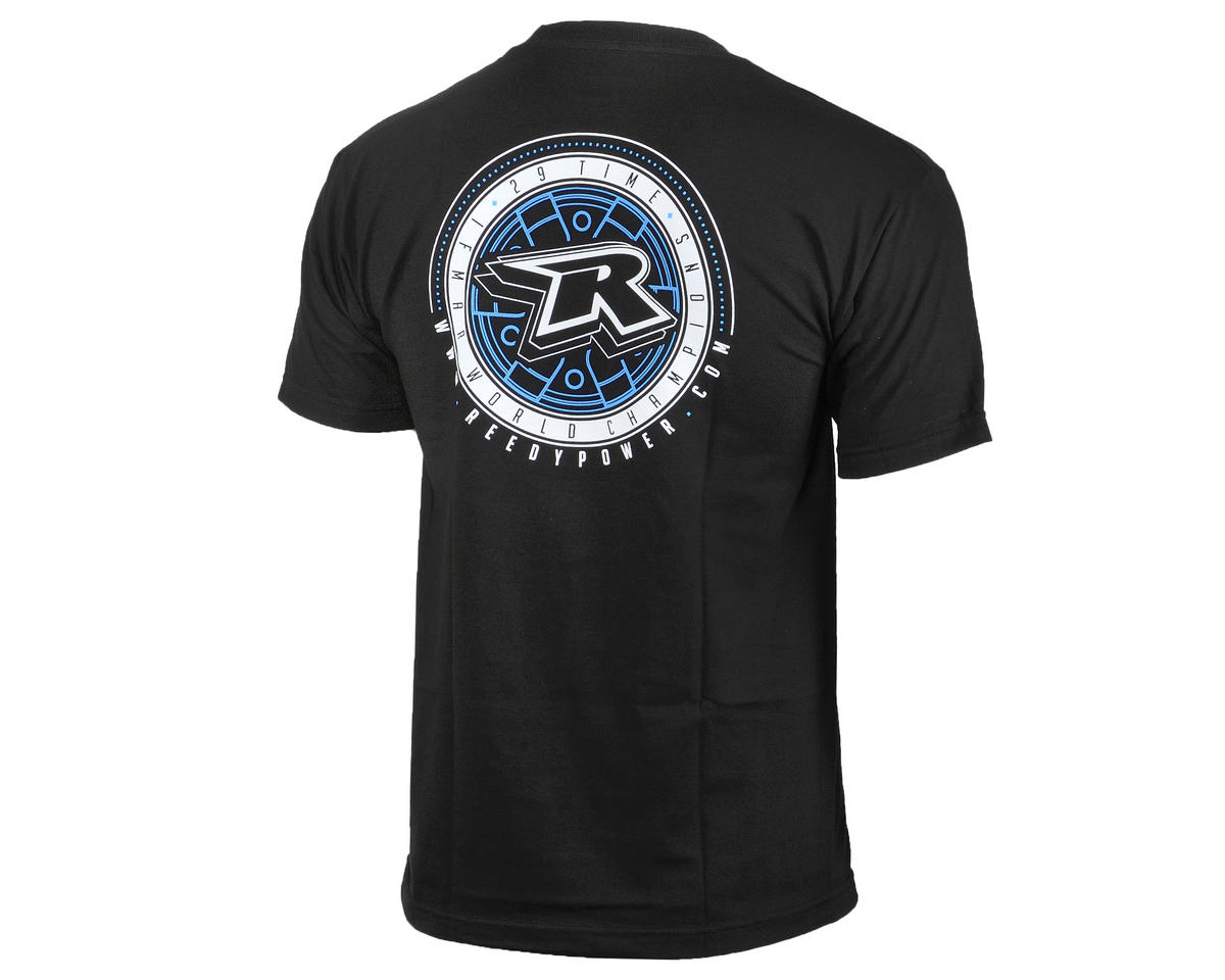 Reedy Medallion T-Shirt (Black) (2XL)