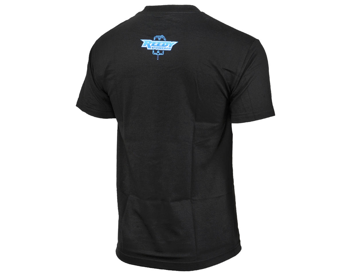 Reedy Circuit Black T-Shirt (2XL)