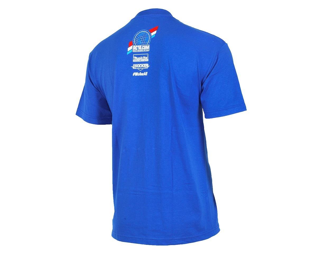 2016 Worlds T-Shirt (Blue) (L) by Team Associated