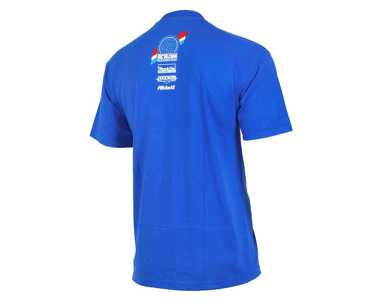 Team Associated 2016 Worlds T-Shirt (Blue) (M)