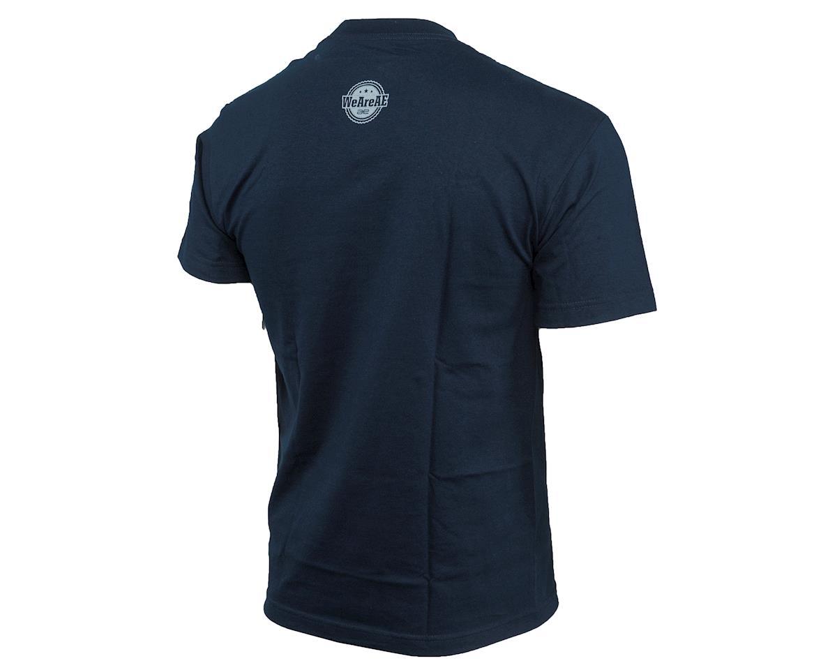 Team Associated Speed Tee T-Shirt (Navy Blue) (L)
