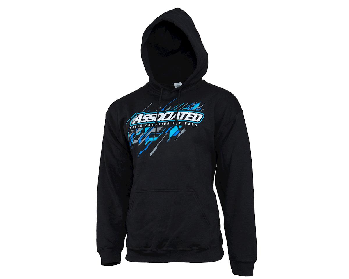 AE 2017 Worlds Pullover Hoodie Sweatshirt (Black) (M) by Team Associated