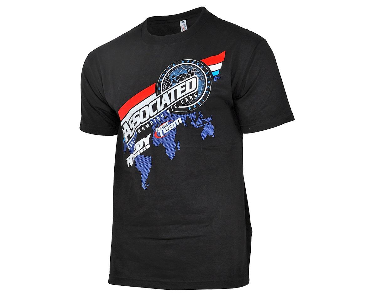 Team Associated 2016 Worlds T-Shirt (Black) (XL)