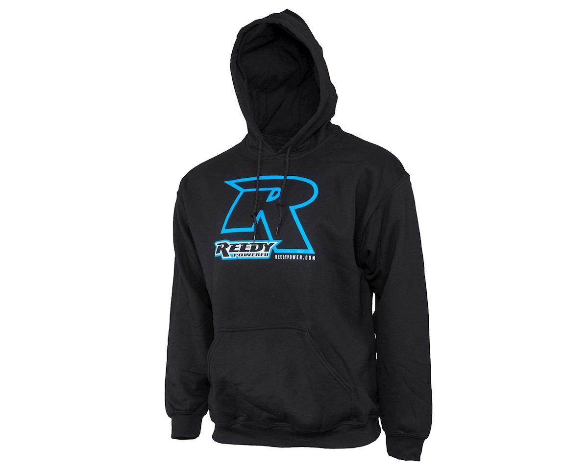 Reedy R Logo Hoodie (Black) (L)