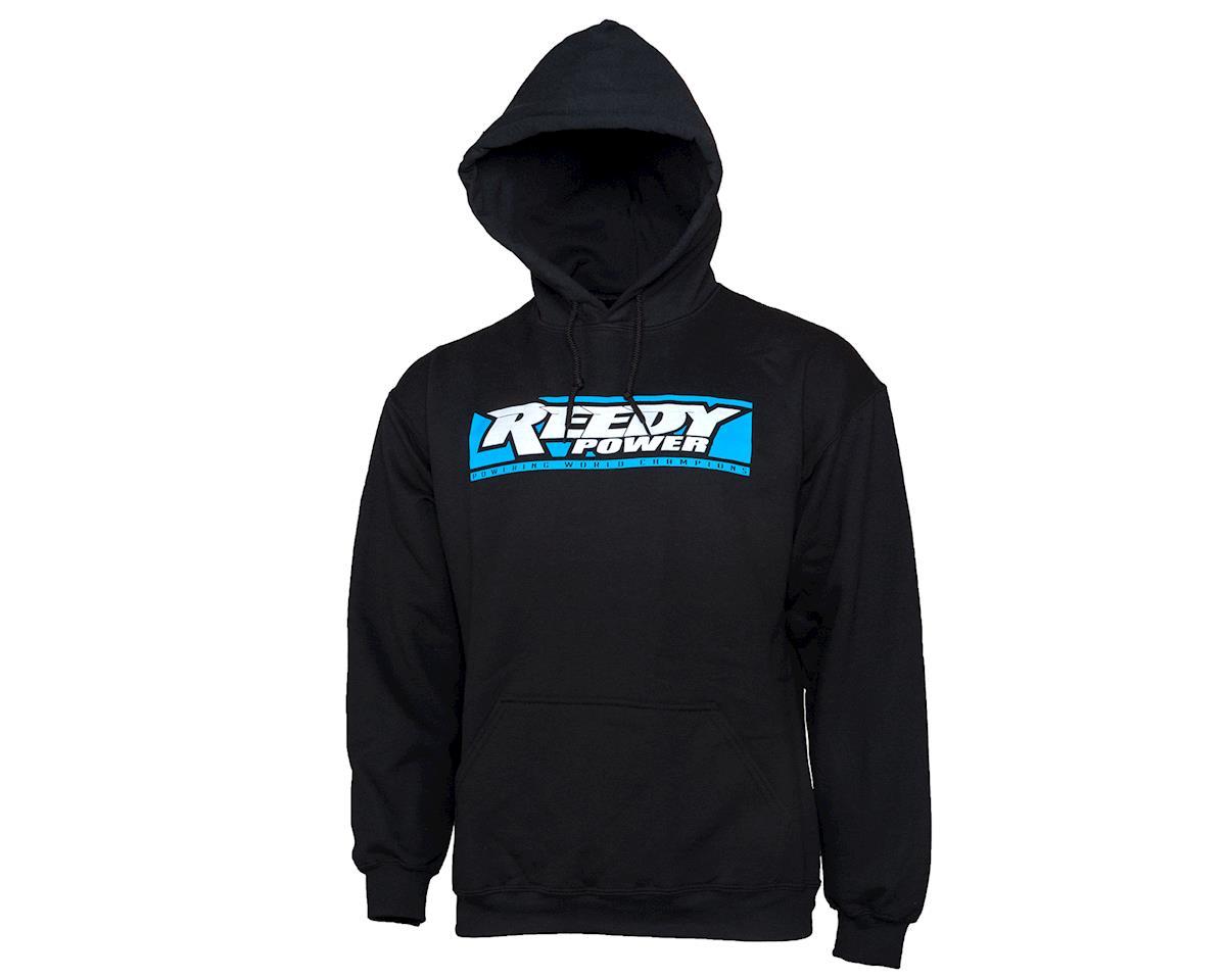 Reedy W19 Black Pullover Hoodie (2XL)