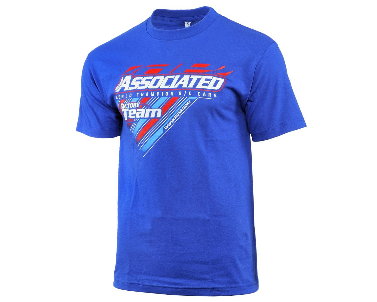 2015 Worlds T-Shirt (Blue) by Team Associated