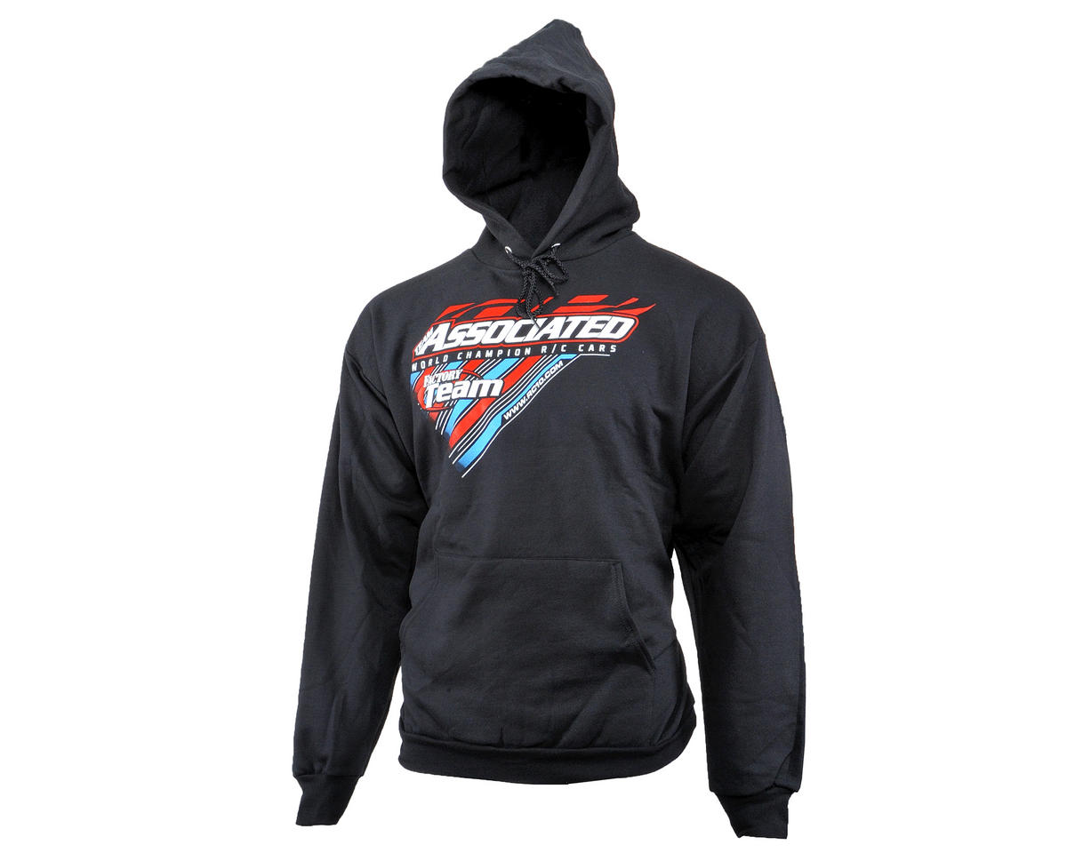 Team Associated 2015 Worlds Hoodie (Black) (M)