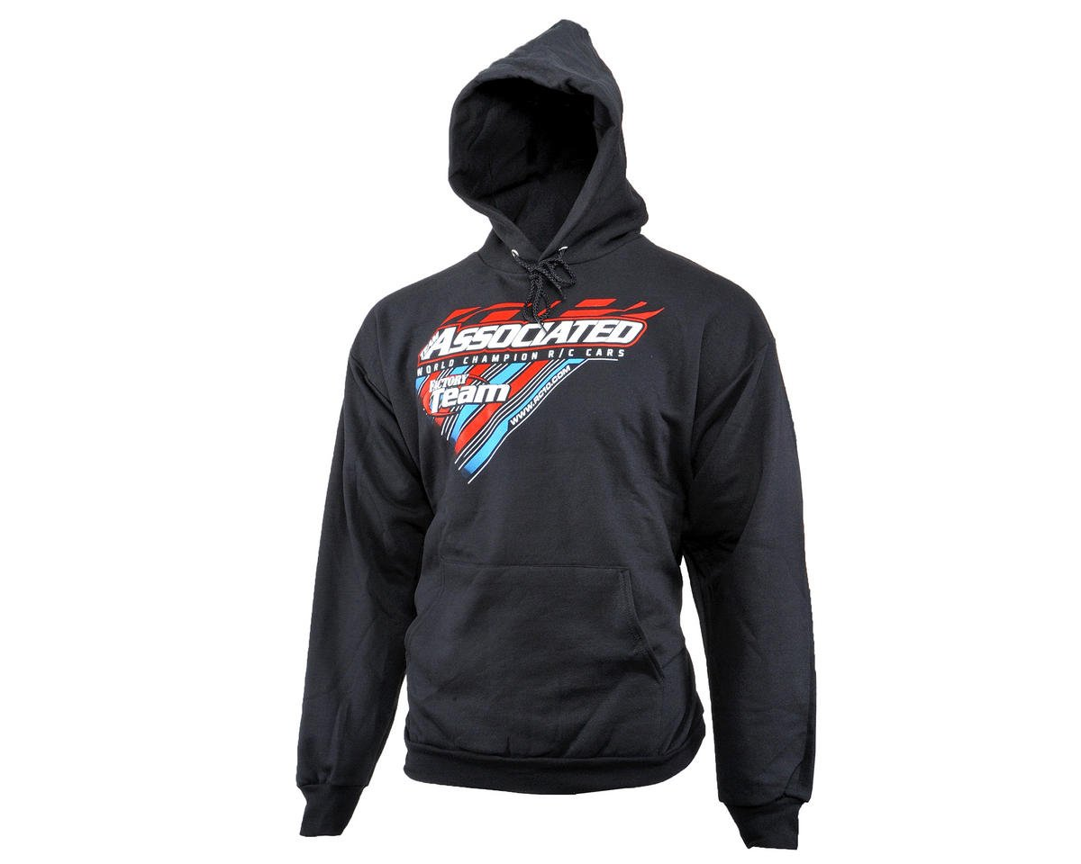 Team Associated 2015 Worlds Hoodie (Black) (XL)