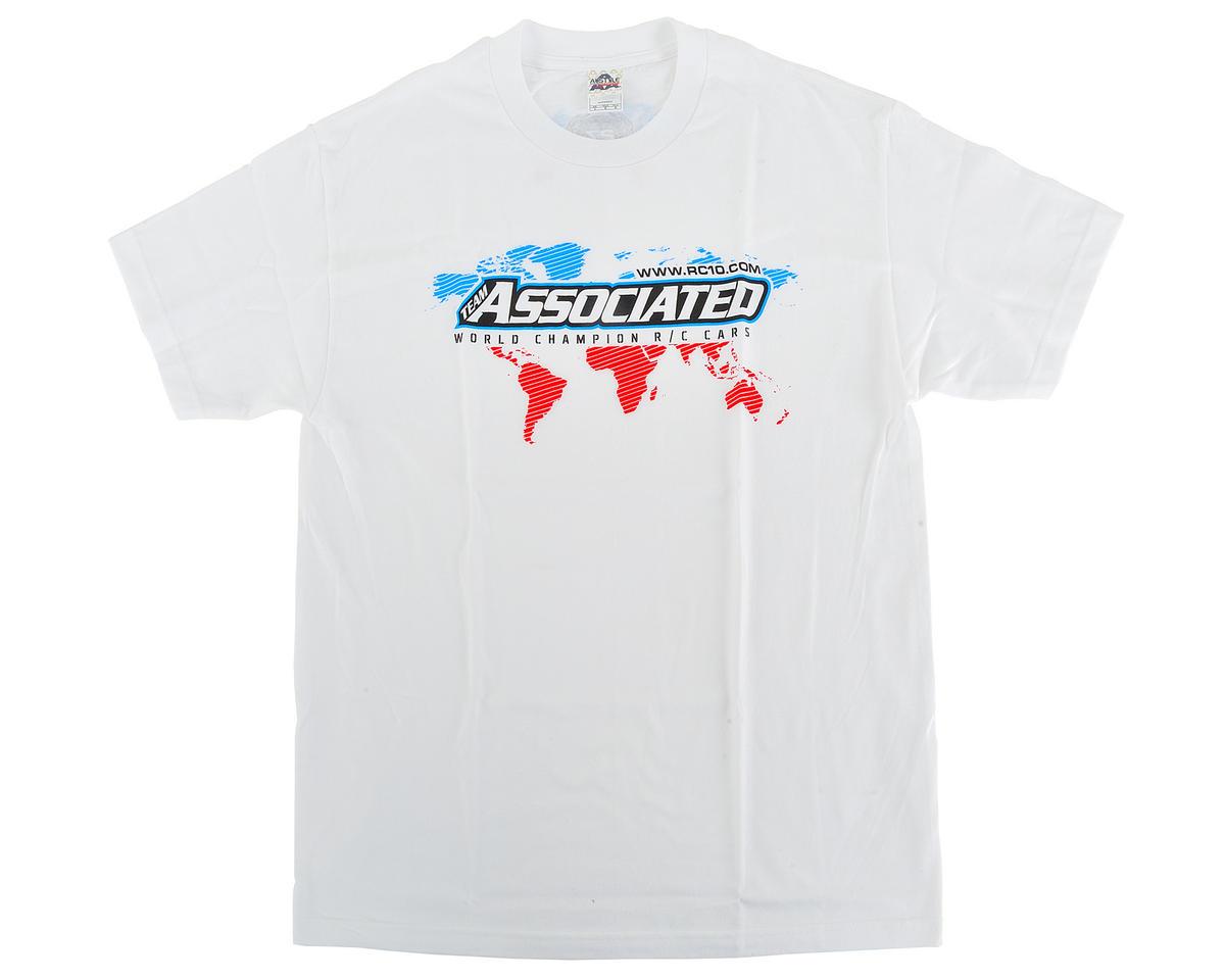 Team Associated International T-Shirt (White)
