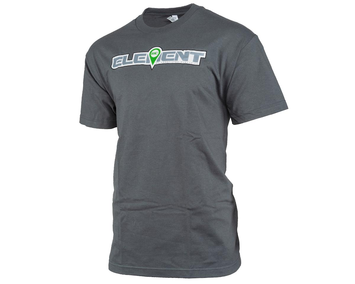 Element RC Logo T-Shirt (Grey) (XL)