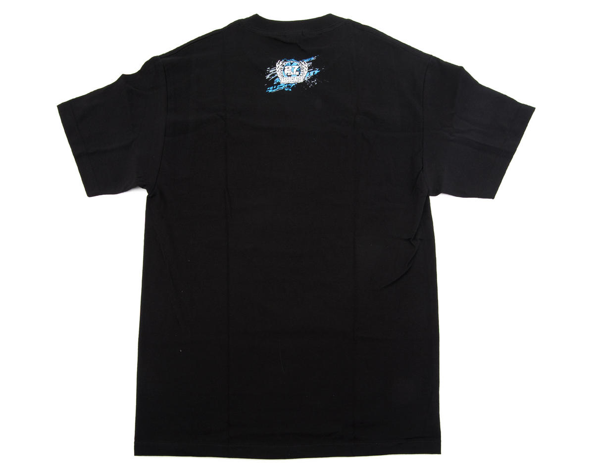 Team Associated AE Splash T-Shirt (Black)