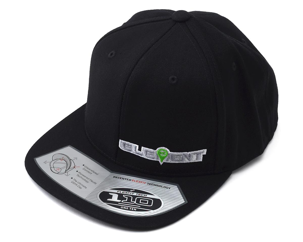 Element RC Flatbill Snapback Hat (Black)
