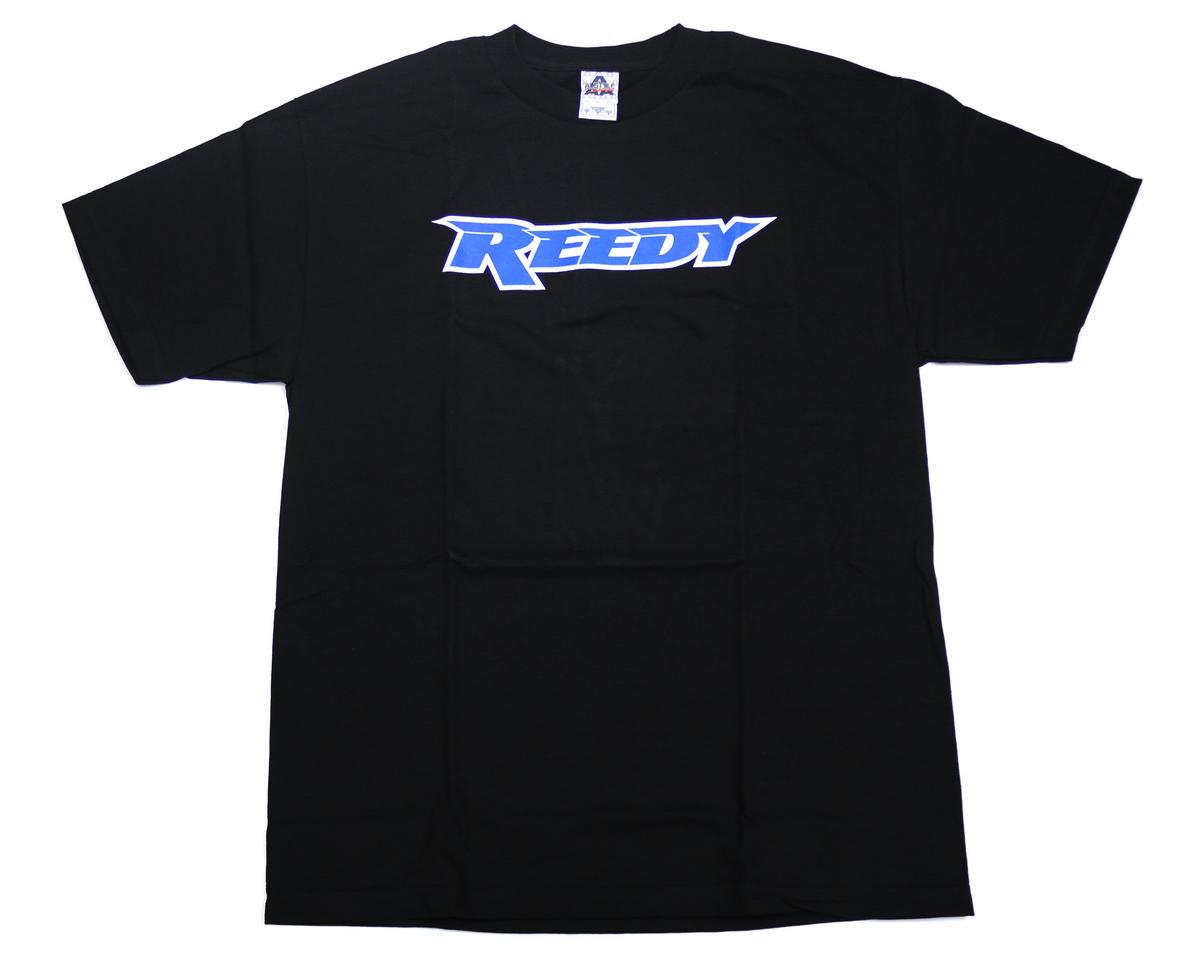 Reedy Black Logo T Shirt 2x Large Ascsp36xxl Cars