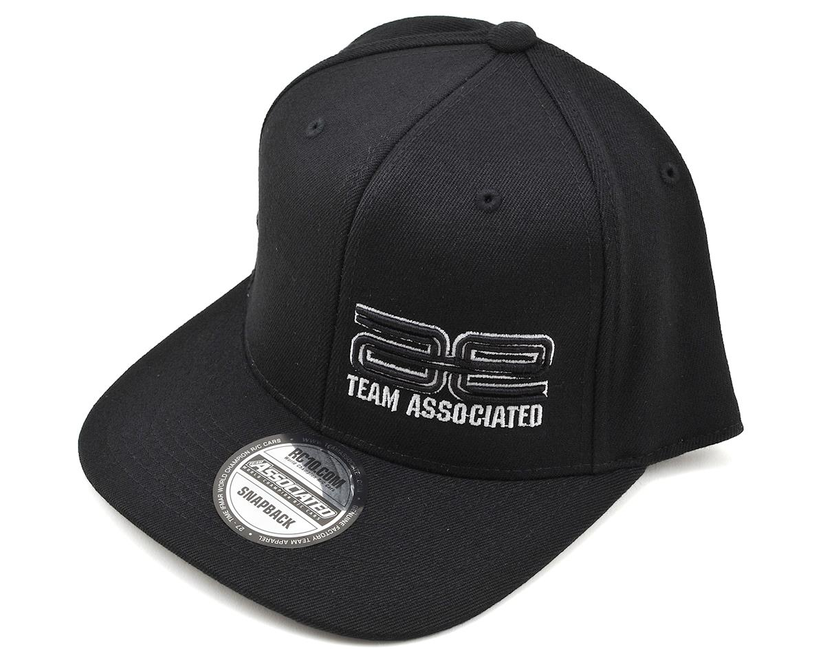 Team Associated 2016 AE Worlds Snapback Hat (Black) (One Size Fits Most)