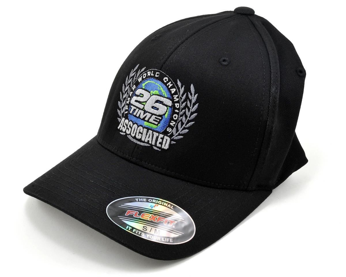 Team Associated 26 Time World Championship FlexFit Cap