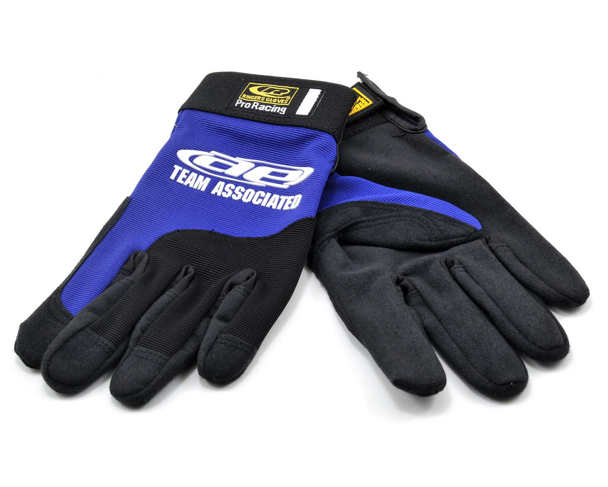 Team Associated Pitman Gloves (Large)