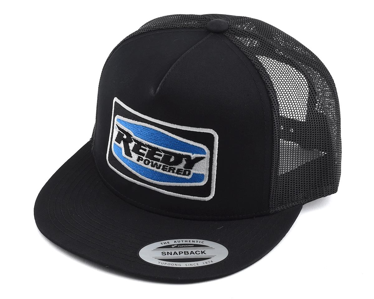Reedy 2018 Snapback Trucker Hat (Black)
