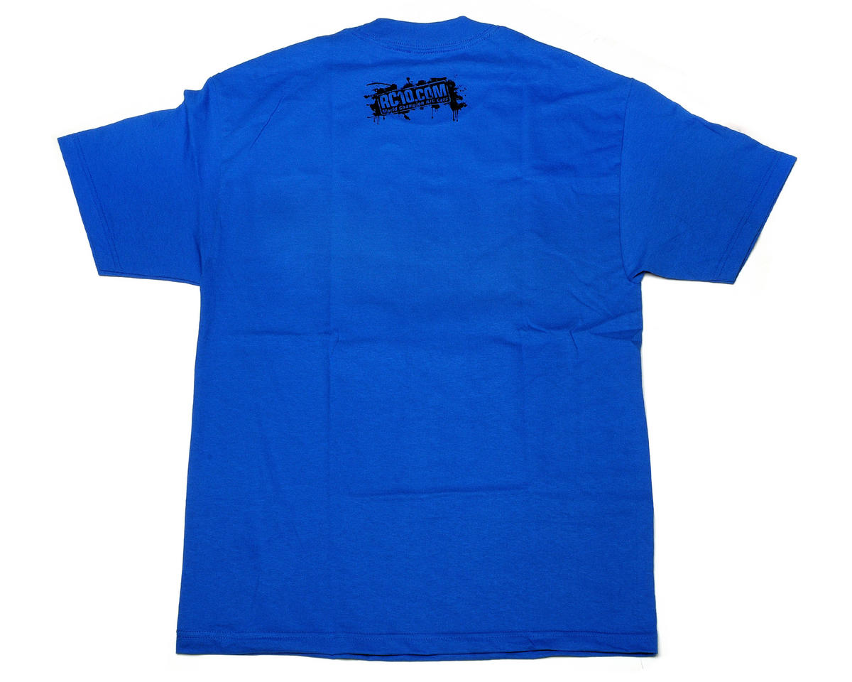 Team Associated Blue Stencil T-Shirt (Small)