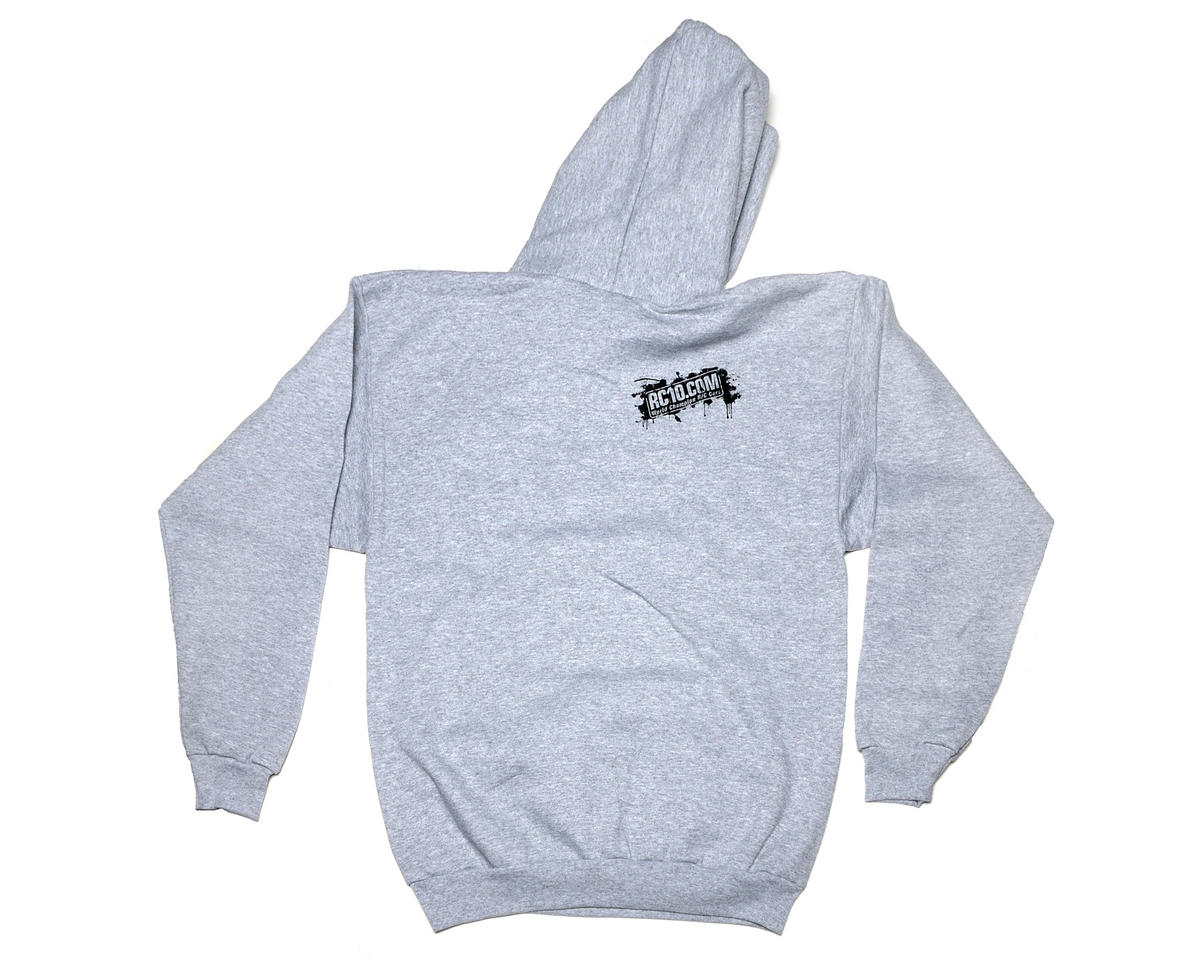 Team Associated Grey Stencil Sweatshirt (Medium)