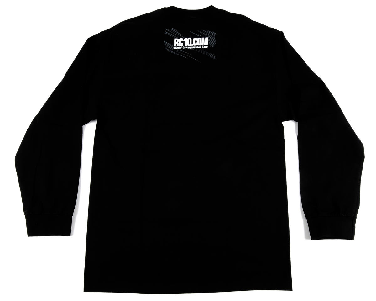 Team Associated Black AE Long Sleeve Shirt (Large)