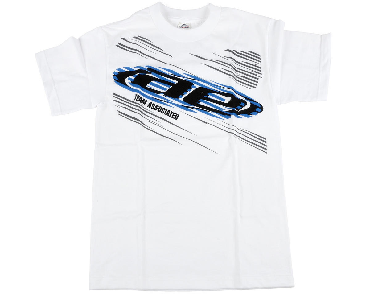 Team Associated White AE T-Shirt (Large)