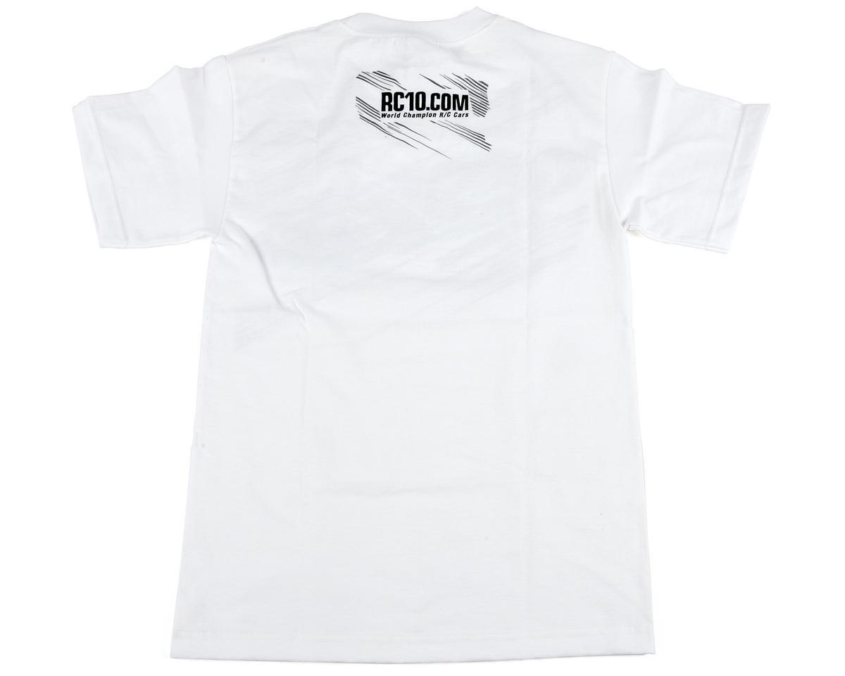 Team Associated White AE T-Shirt (3X-Large)