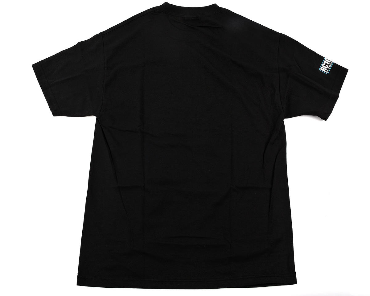 Team Associated Black AE 2012 T-Shirt (Large)