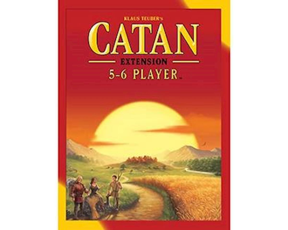Asmodee Catan: 5-6 Player Expansion