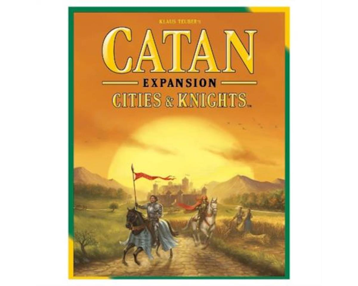 Asmodee The Settlers of Catan: Cities and Knights Board Game Expansion Set