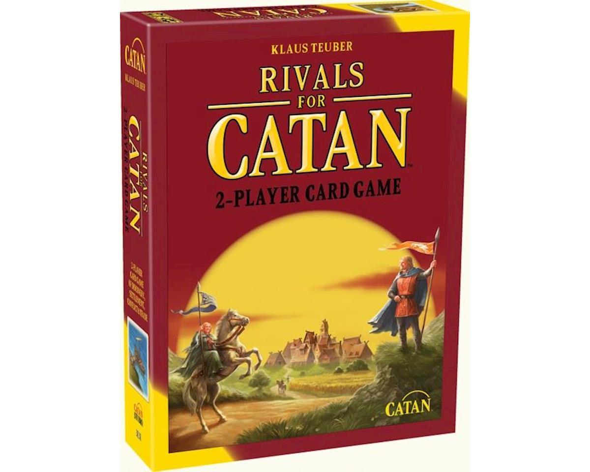 Asmodee Rivals Of Catan Card Game