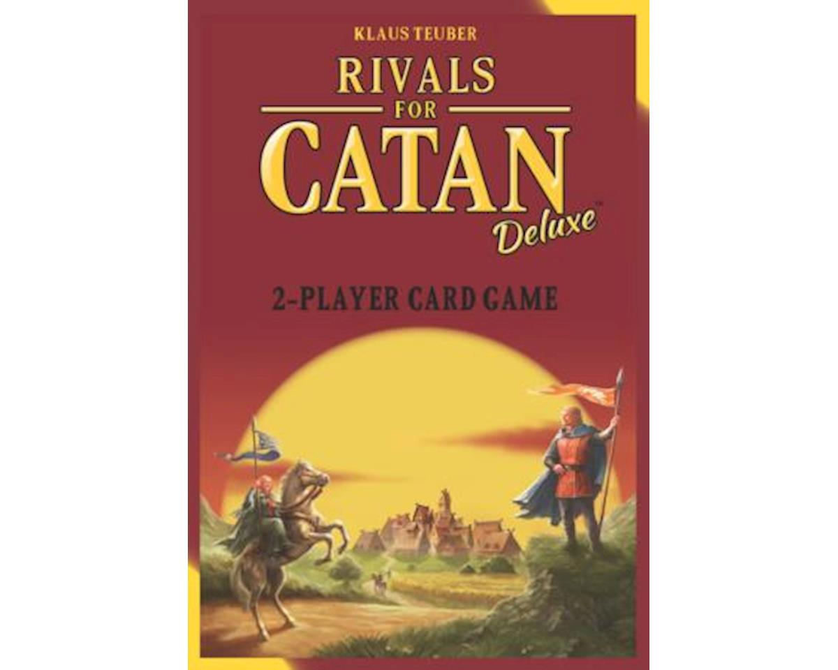 Asmodee Catan: Rivals for Catan - Deluxe