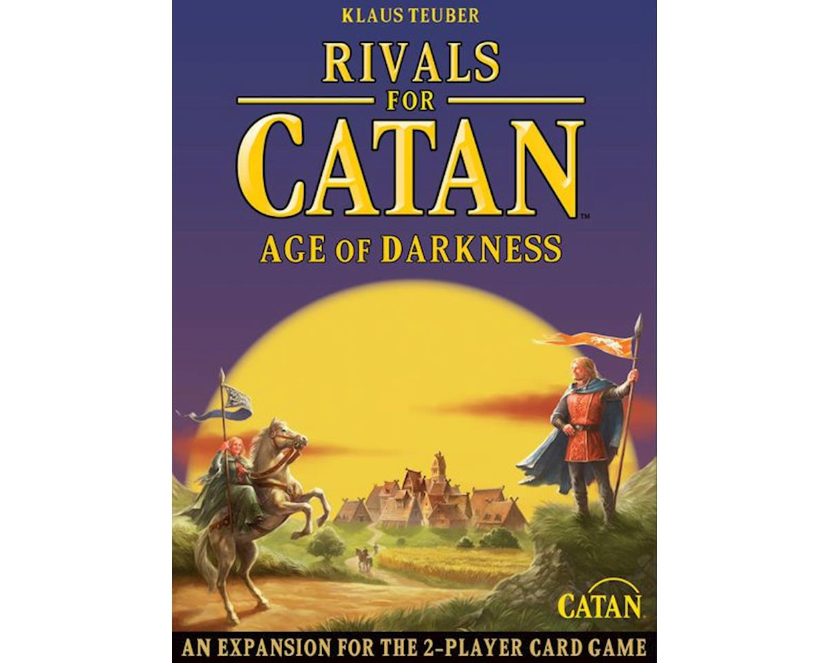 Asmodee Rivals For Catan Age Of Darkness