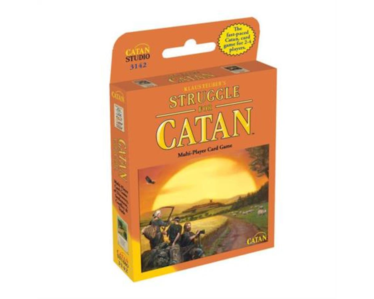 CN3142 Struggle for Catan Card Game