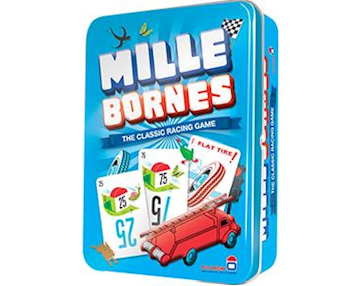 Games Mille Bornes Board Game