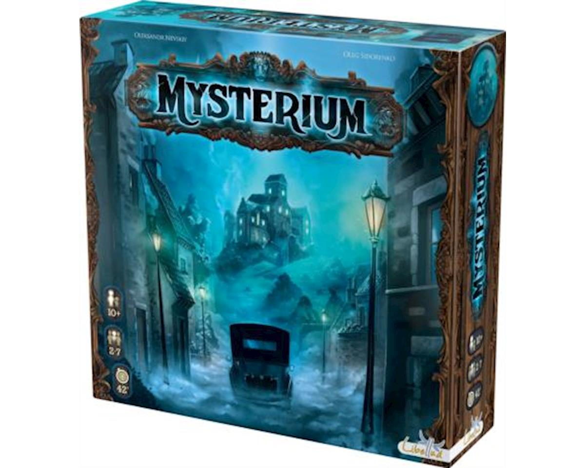 Games Mysterium Board Game