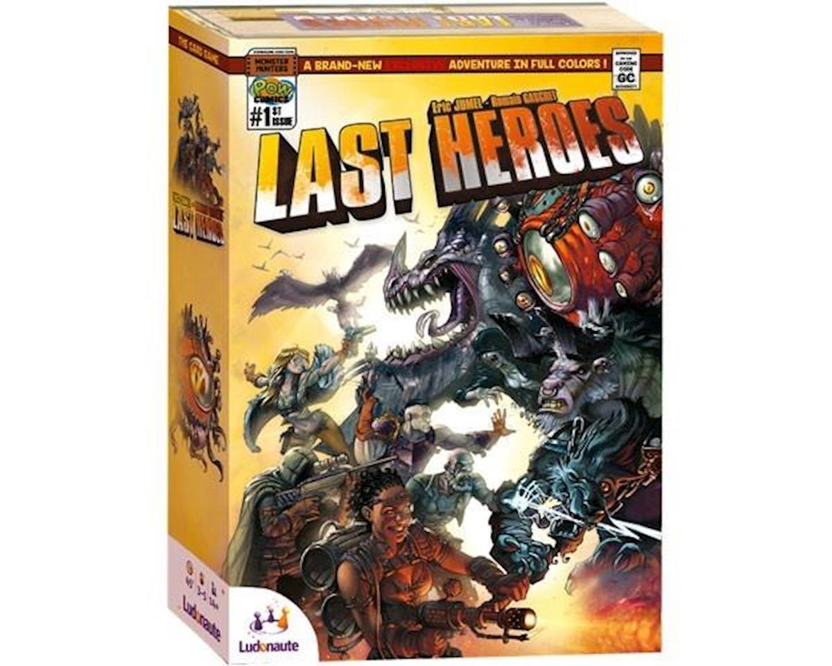 Asmodee Last Heroes Game 11/18