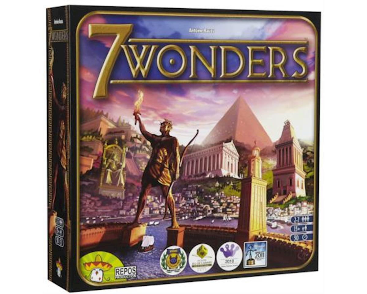 Asmodee 7 Wonders Game 10/10