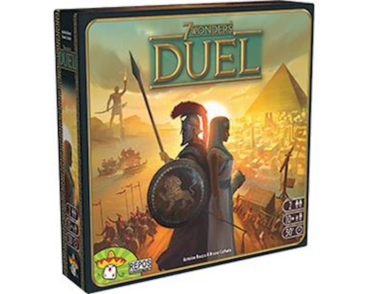 Games 7 Wonders Duel Board Game