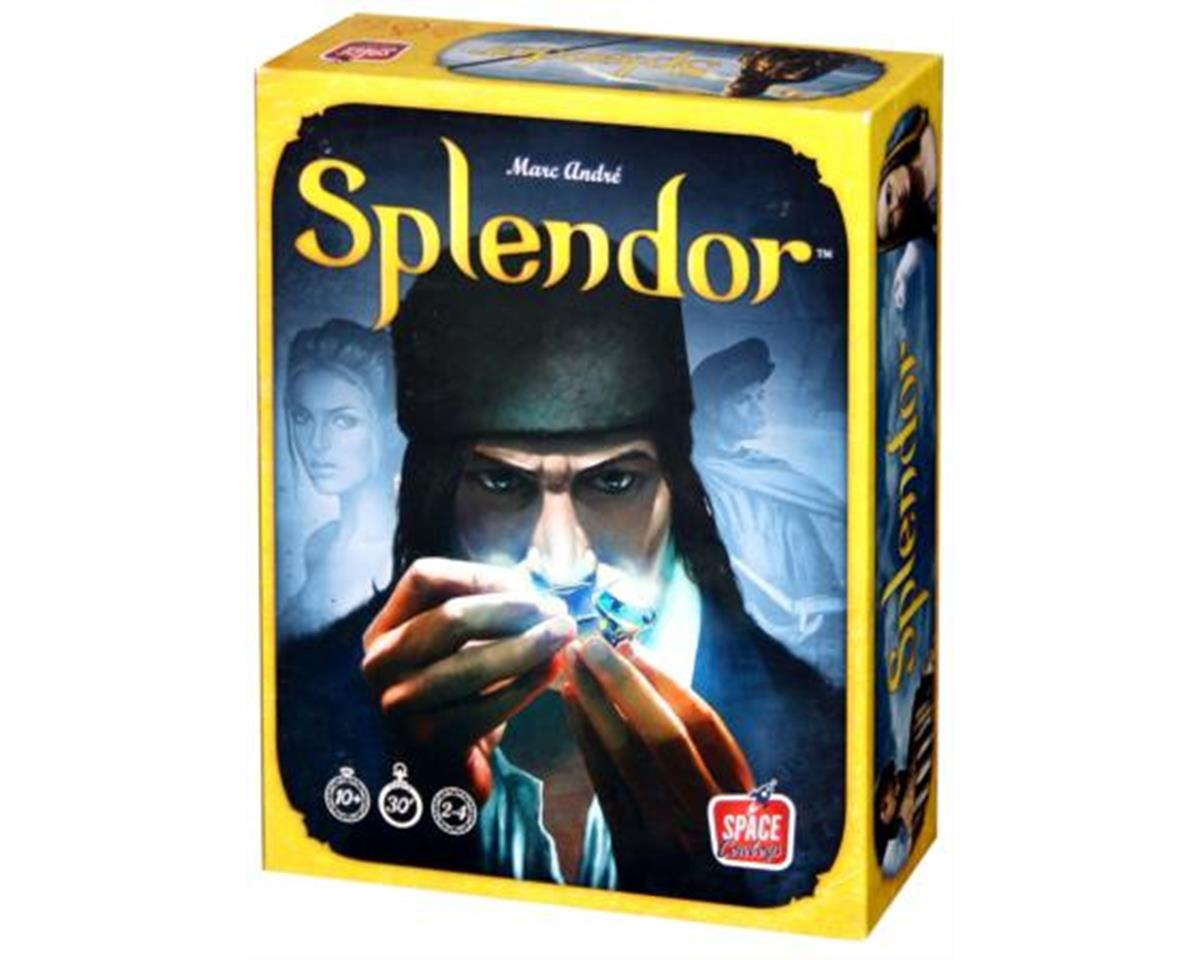 Games Splendor Board Game