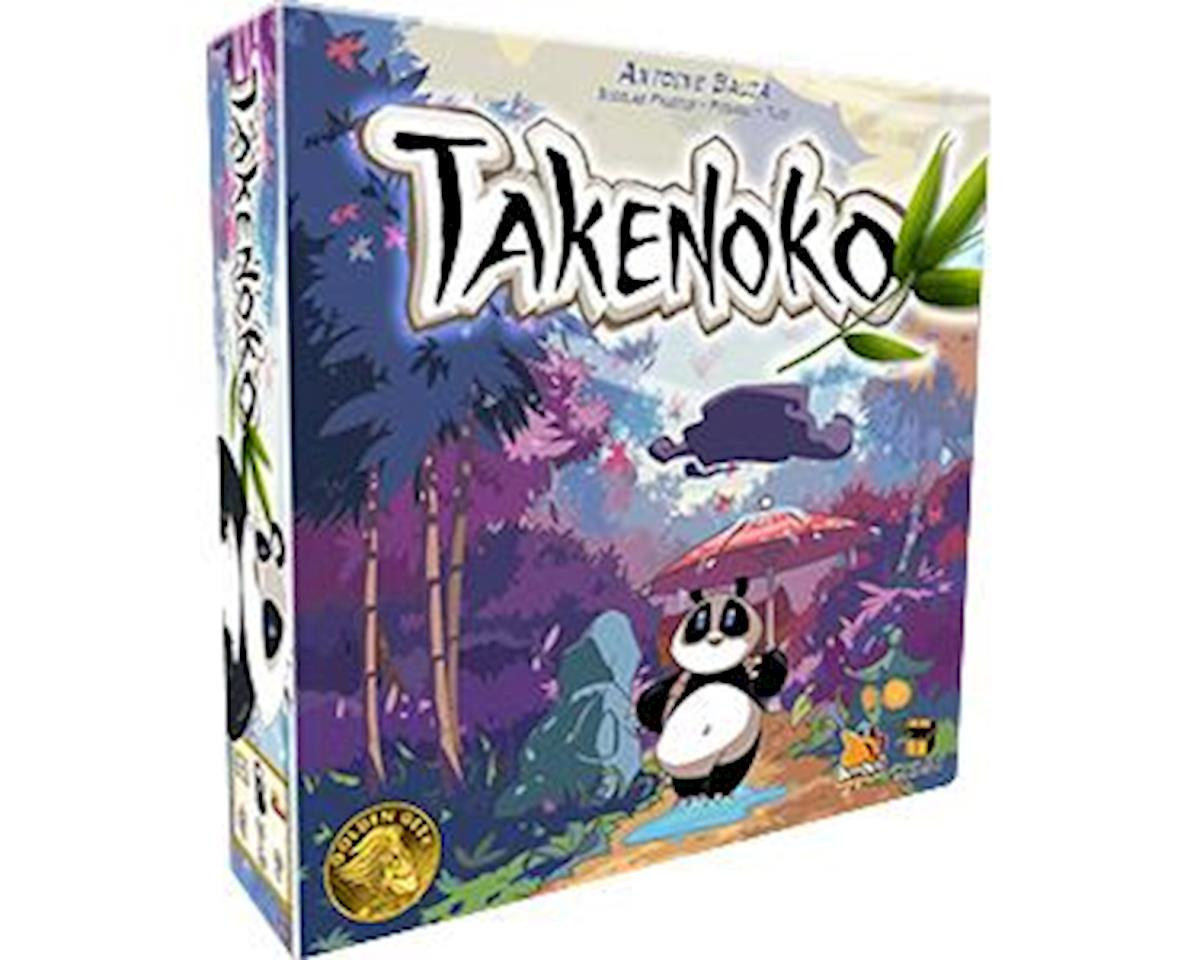 Games Takenoko Board Game