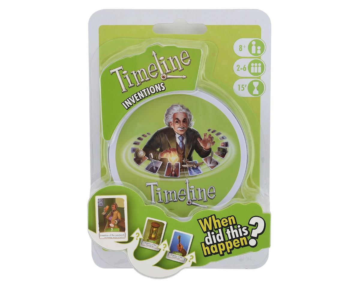 Asmodee Timeline 1 Game Inventions
