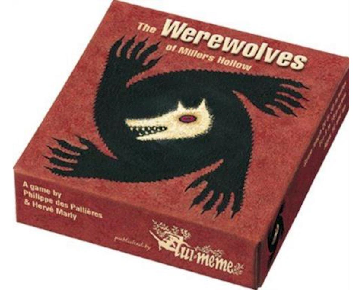 Asmodee The Werewolves Of Miller's Hollow 8/12