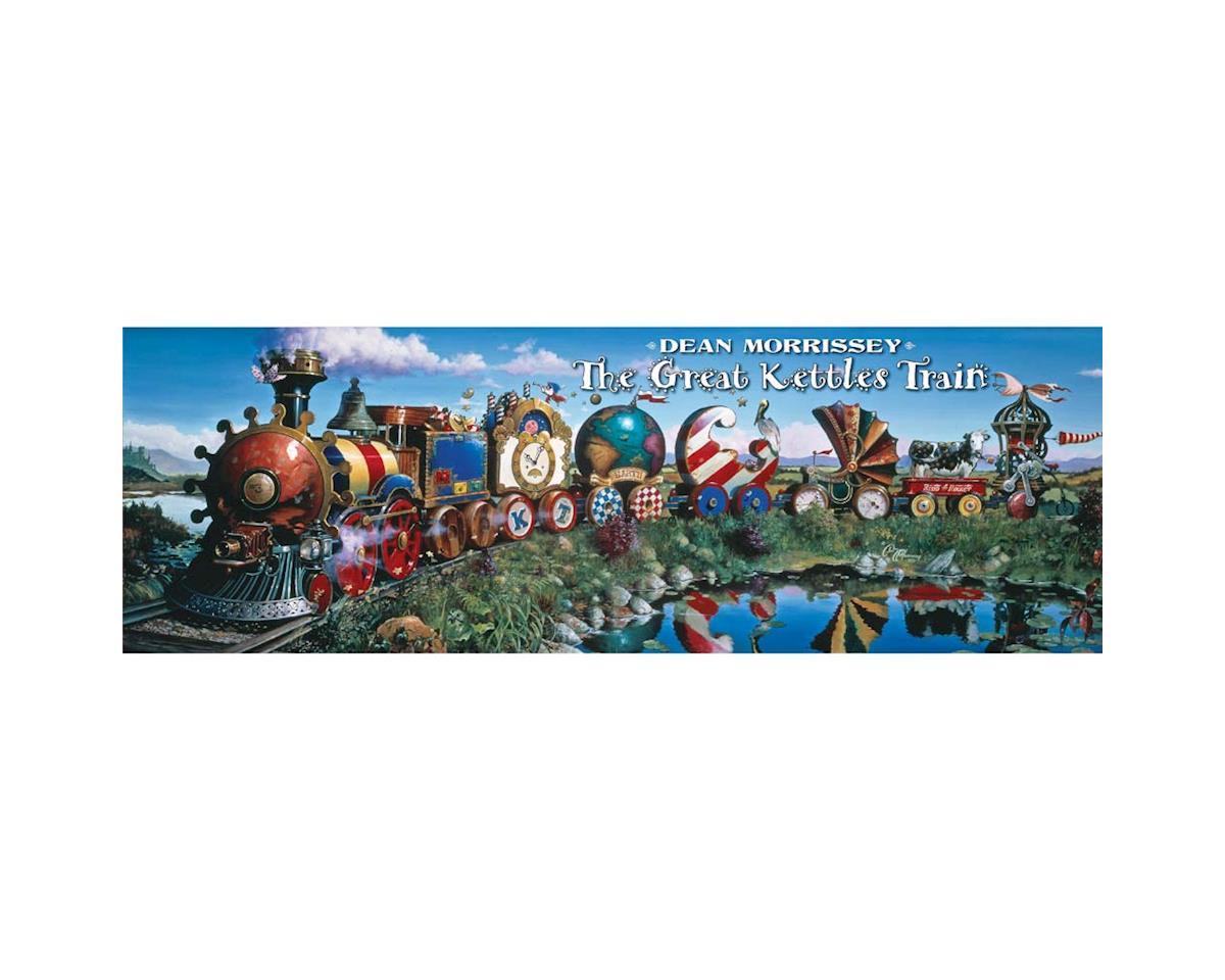 Americana Souvenirs 70178 The Great Kettles Train 500pcs