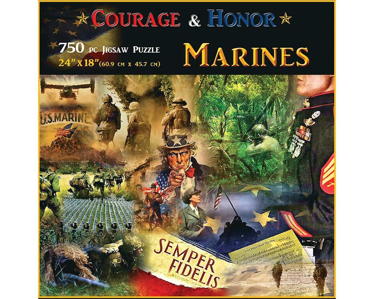 Marines 750Pcs